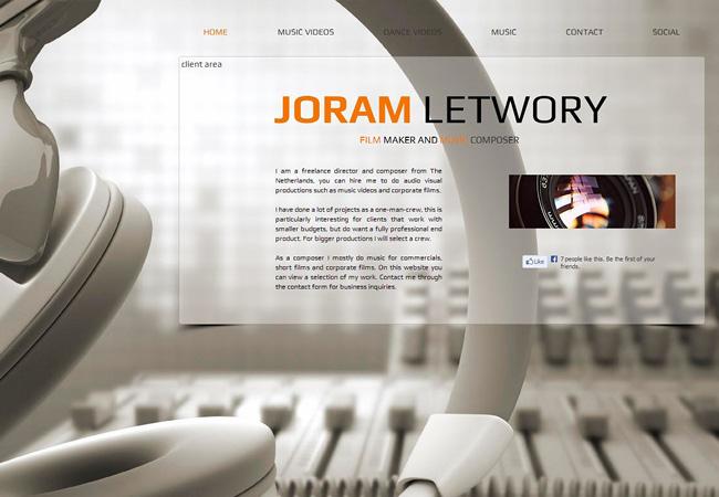 Joram Letwory