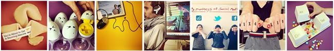 Passeio Semanal no Instagram – Arte Para Todos - 01