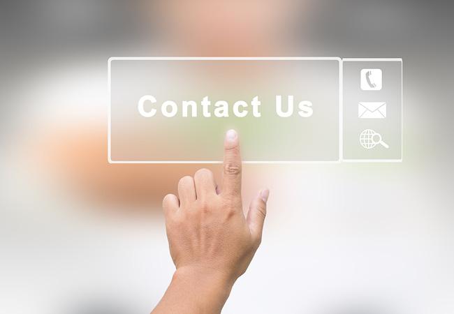 MAntenha contato constante com a sua clientela.