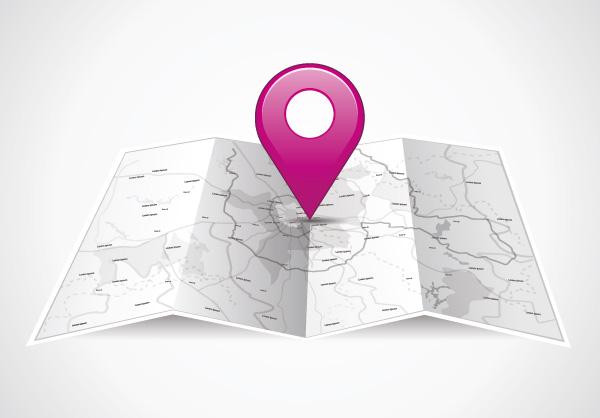 A localização da sua loja física é algo muito importante para o seu site.