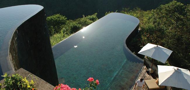 Jardins Suspensos de Ubud - Bali