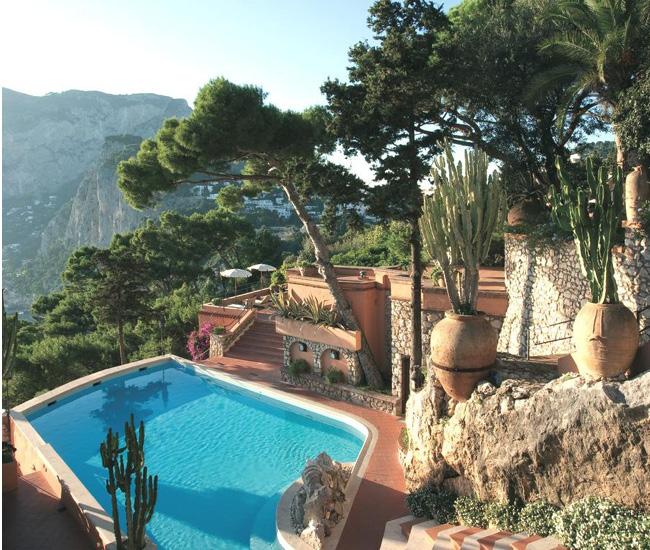 Hotel Punta Tragara - Itália