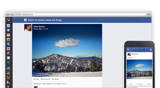 Em breve será possível incorporar posts do Facebook em qualquer lugar.