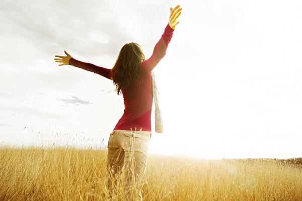 Antes de mais nada, comece o dia fazendo o possível para se sentir bem.