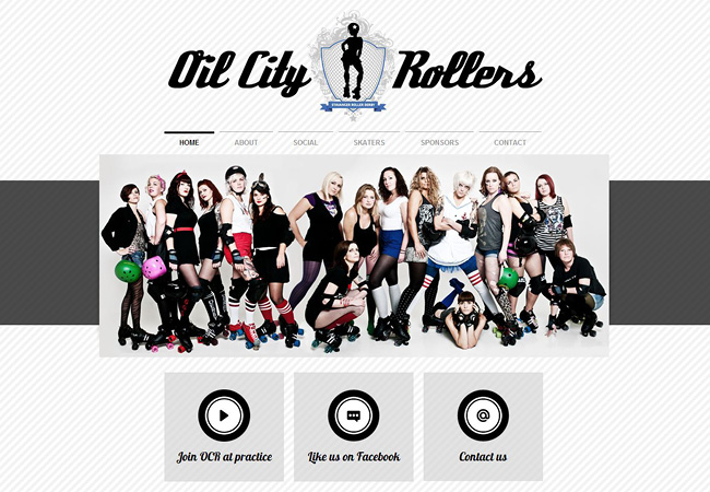 Oil City Rollers