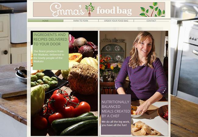 Emma's Foodbag - Delivery de Ingredientes e Receitas