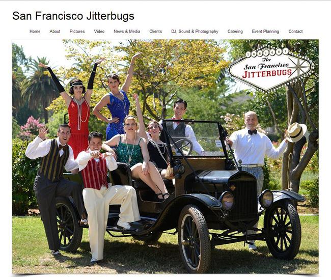 San Francisco Jitterbugs - Trupe de Dança e Música