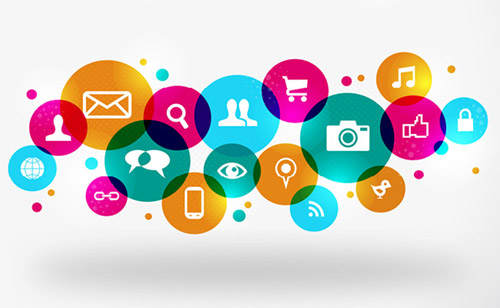 Como em toda estratégia de marketing online, não ignore as redes sociais