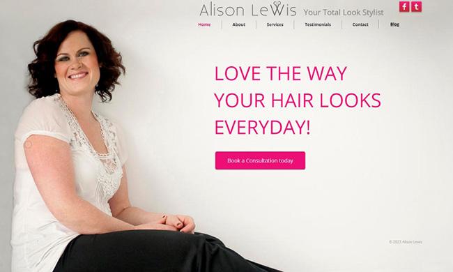 Alison Lewis Hair