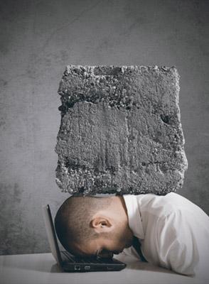 Quan o estresse apertar, é hora de terceirizar.