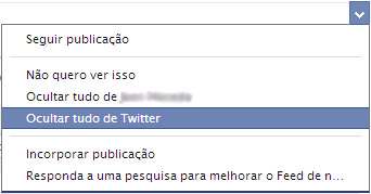 Como bloquear apps no Facebook