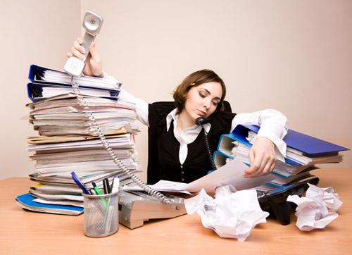 Como Sobreviver Um Dia de Muito Trabalho