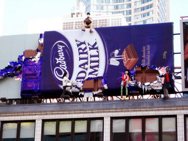 Chocolate Cadbury - Irresistível