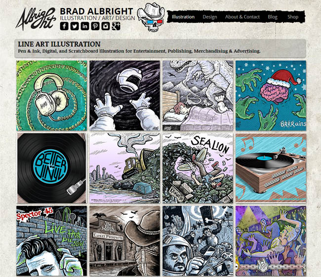 Brad Albright