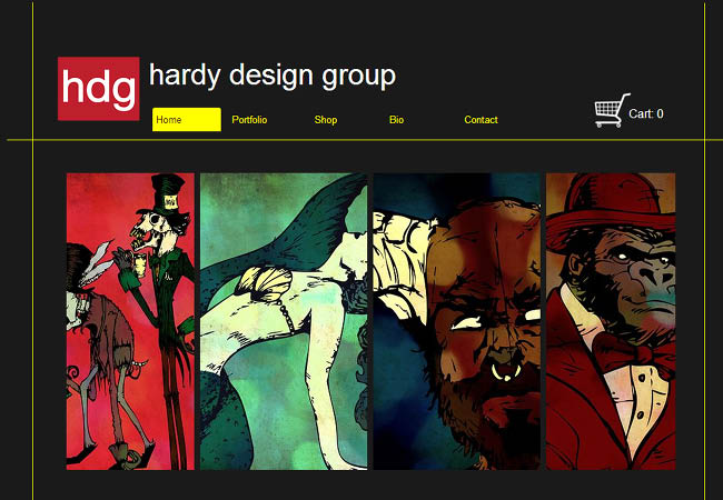Hardy Design Group