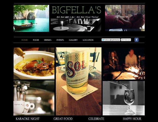 Big Fellas Bar