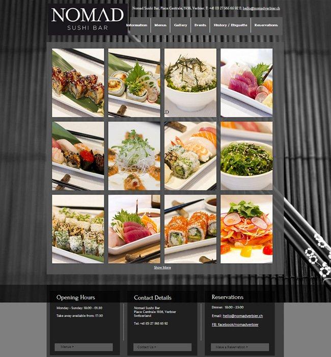 Nomad Sushi Bar