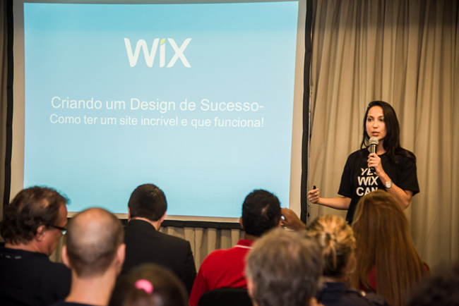 Encontro de Usuários Wix - Rio de Janeiro