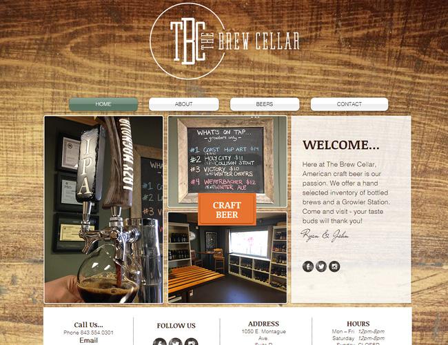 The Brew Cellar >>