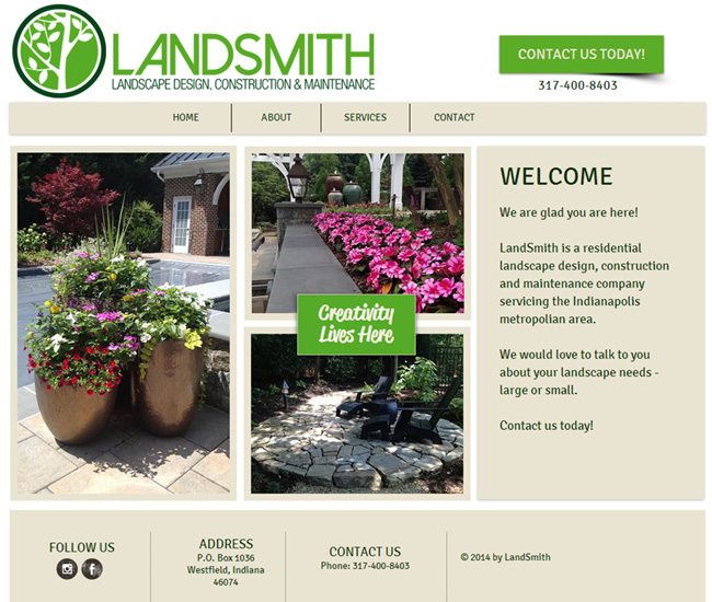 Landsmith Designs >>