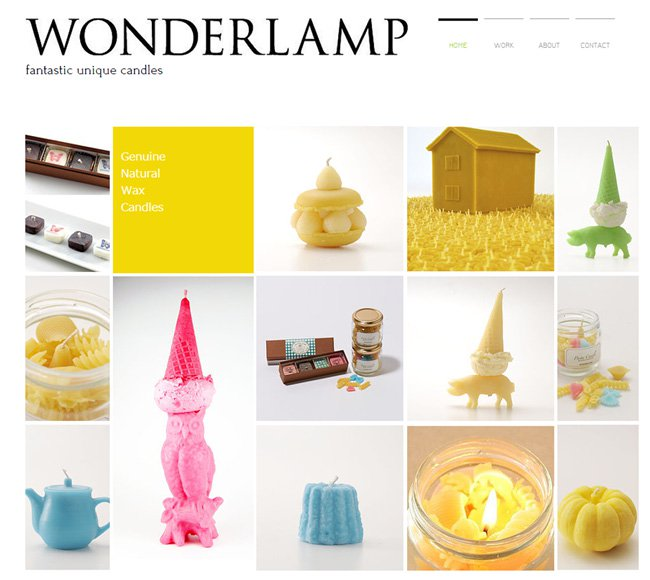 Wonderlamp >>