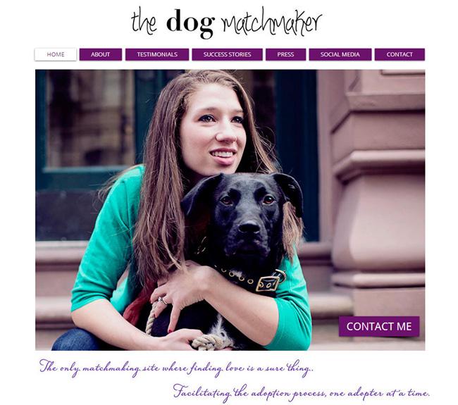 The Dog Matchmaker >>