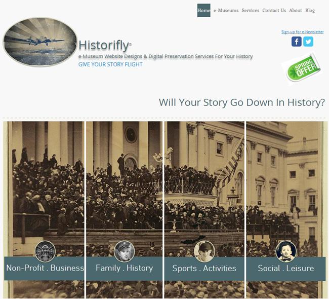 HistoriFly >>