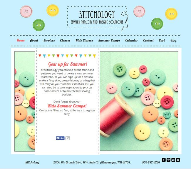 Stitchology >>