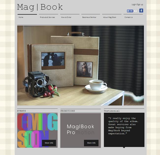 Mag Book >>