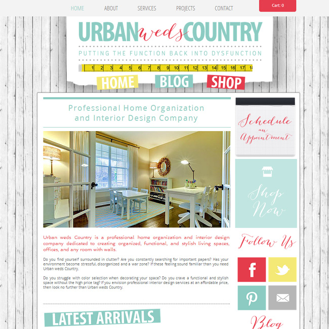 Urban Weds Country >>