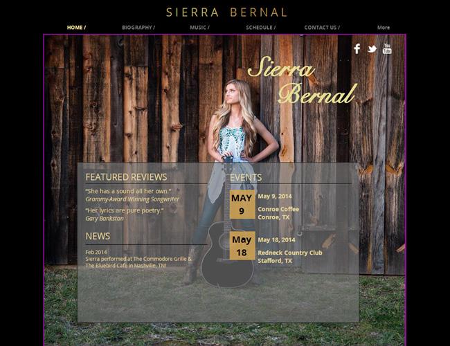 Sierra Bernal