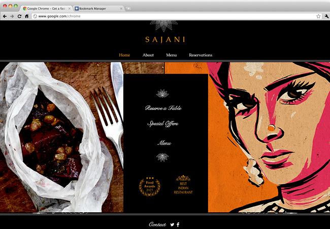 Restaurante Indiano