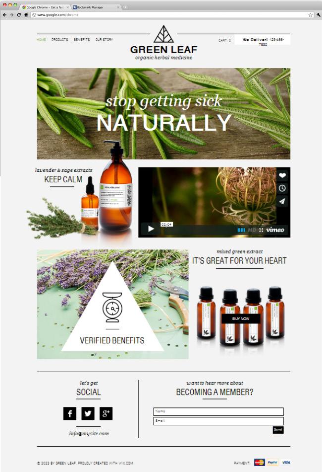 Ervas e Especiarias
