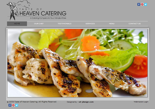 Taste of Heaven Catering