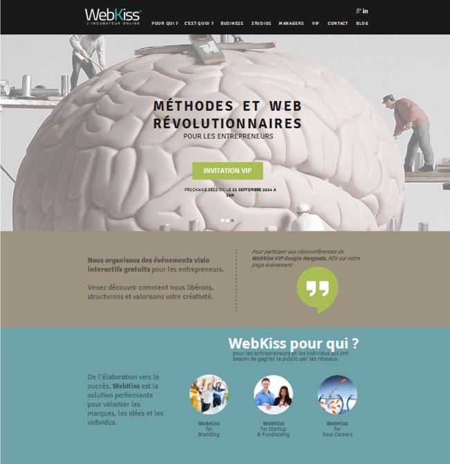 WebKiss