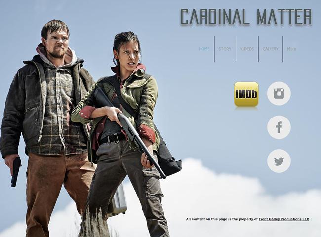 Cardinal Matter >>