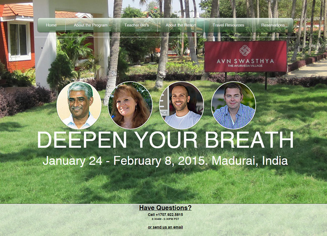 Deepen Your Breath