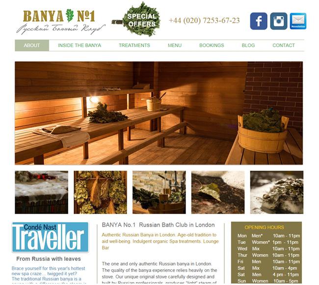 Banya – Casa de Banho Russo >>