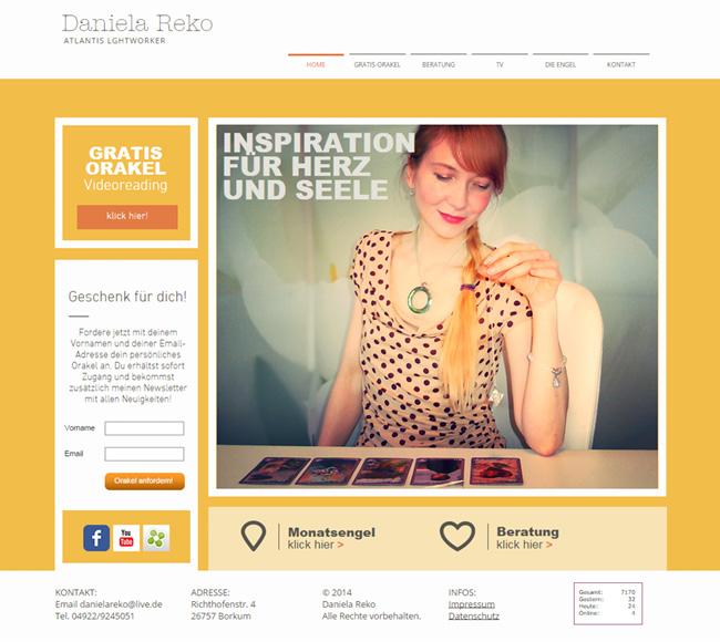 Daniela Reko – Oráculo Online >>