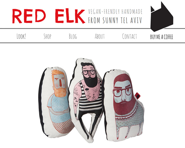 Red Elk >>