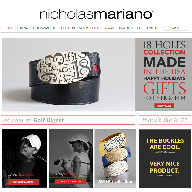 Nicholas Mariano >>