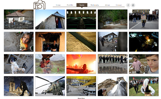 Midhat Poturovic – Photo Journalist >>