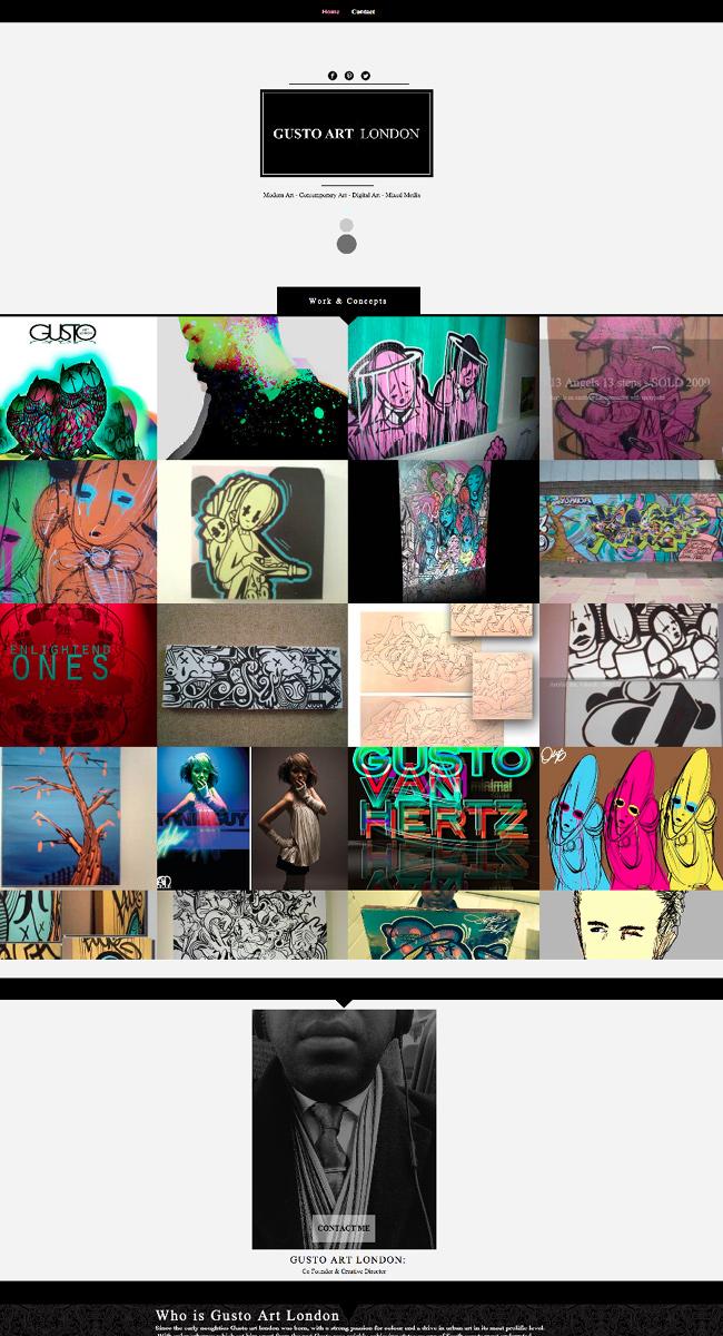 Gusto Art London >>