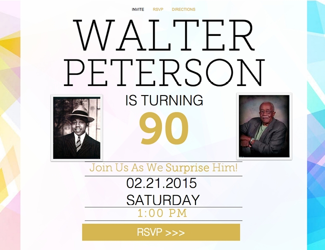 Walter Peterson
