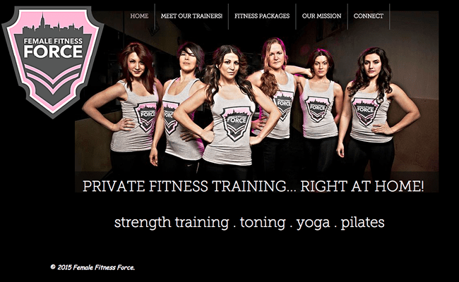 Female Fitness Force