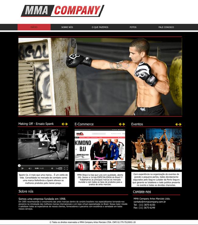 MMA Company