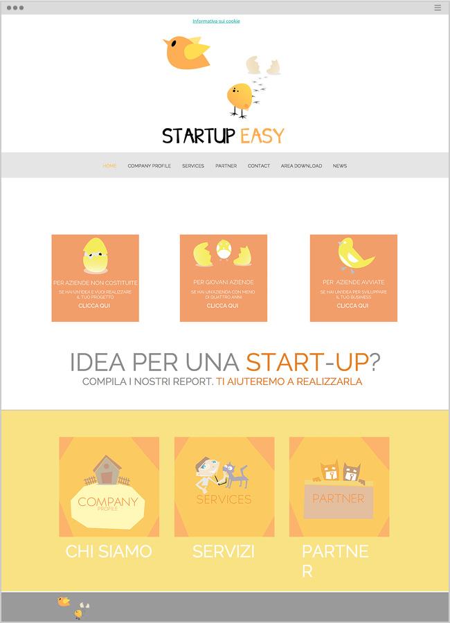 Startup Easy