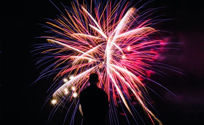Como Fotografar Fogos de Artifício Como um Profissional