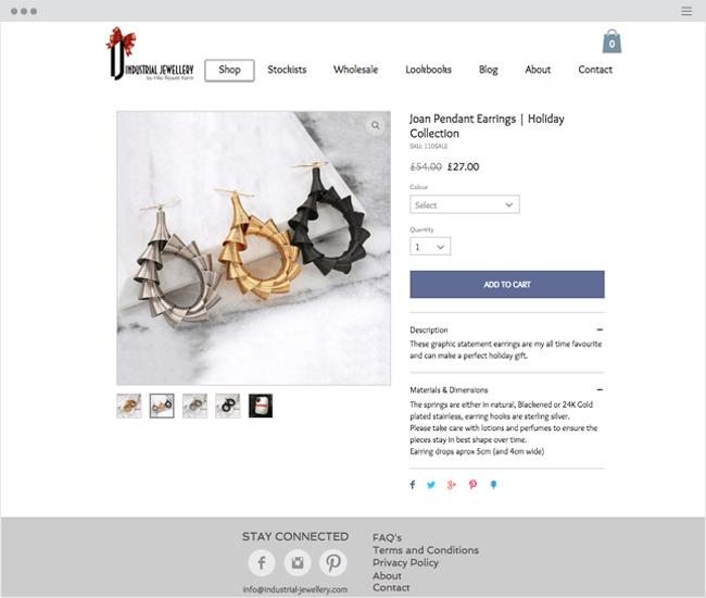 Industrial Jewellery