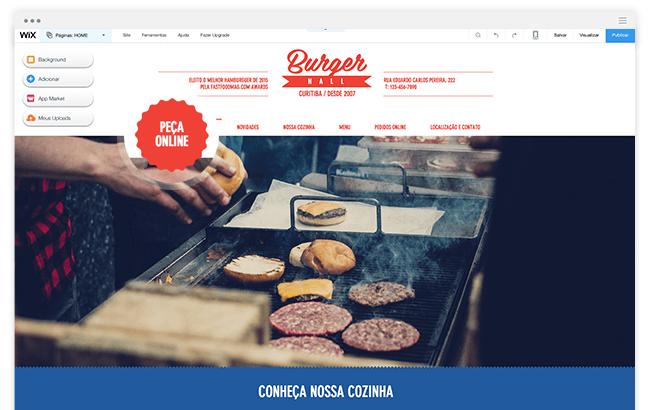 Aceite Pedidos Online e Mostre Com Orgulho o Seu Cardápio com Wix Restaurants!